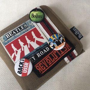 Beatles Wallet